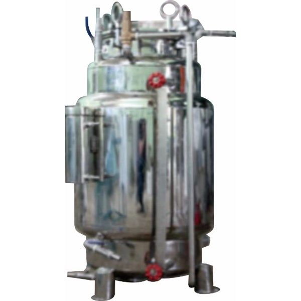 Fermentor Kapasitas 200 Liter/batch