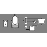 Destilasi Alkohol Kapasitas 250 Liter