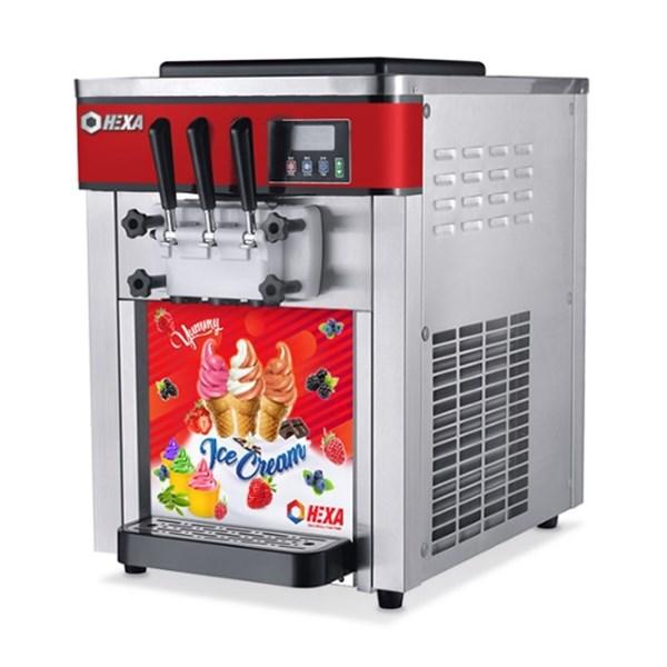 Mesin Pembuat Soft Ice Cream01