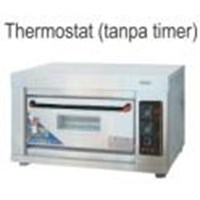 Dual Gas Electric Baking Oven 1
