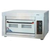 Dual Gas Electric Baking Oven01
