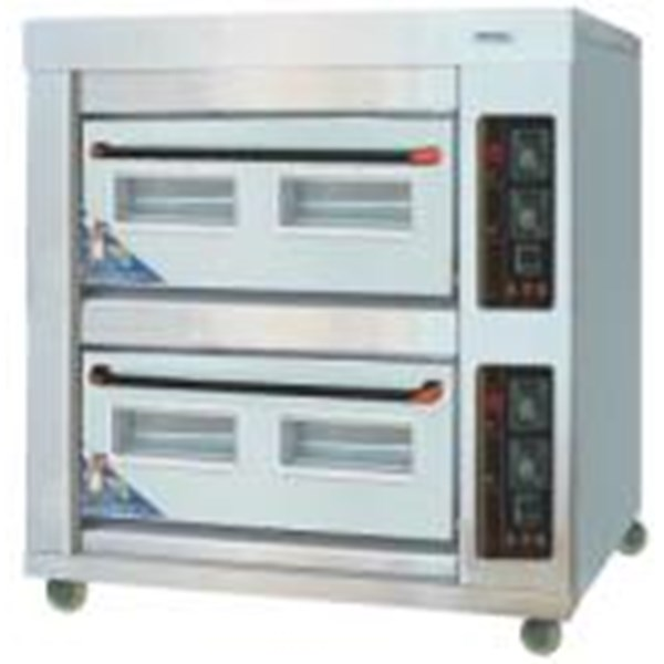 Dual Gas Electric Baking Oven02