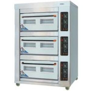 Dari Dual Gas Electric Baking Oven03 0