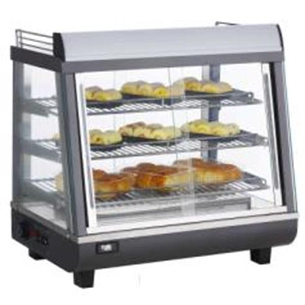 Lemari Penghangat Roti Showcase