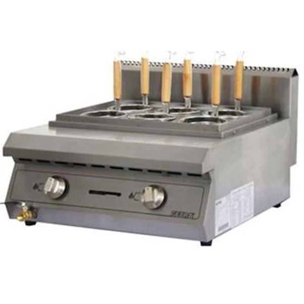 Gas Noodle Cooker / Mesin Pemasak