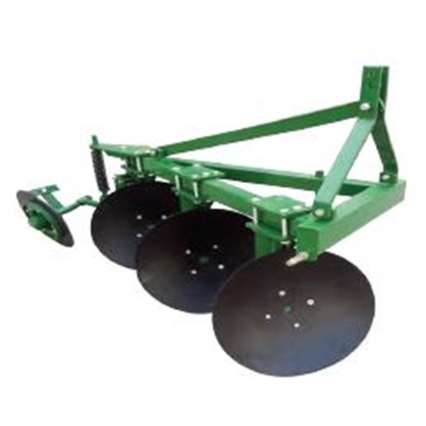 Implement Disc Plough (Bajak)