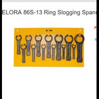 Elora 86S-13 Ring Slogging Spanner-Set 1