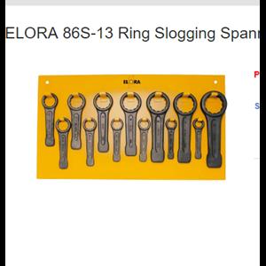 Elora 86S-13 Ring Slogging Spanner-Set