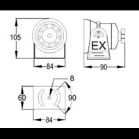 Jual Explosion Proof CCTV SGC-Ex-MS1080P 2