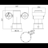 Jual Explosion Proof CCTV SGC-EX-PTZ1080P 2