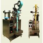 Mesin Pembuat Kemasan Otomatis Vertical Dengan Penghitung Sistem Produk Permen & Obat 1