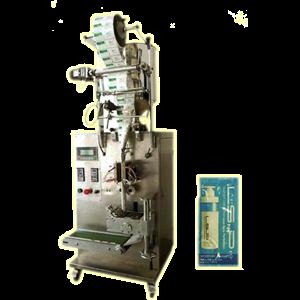 Mesin Pembuat Kemasan Otomatis Vertical Side Sealed Produk Cair dan Pasta