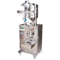 Jual Mesin Pembuat Kemasan Otomatis Produk Cair atau Pasta Model : PL-B-50Y