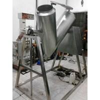 Mesin Pengaduk Otomatis Type V-Mixer