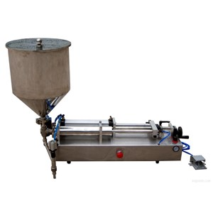 Semi Automatic Liquid or Paste Filler