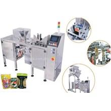 Mesin Pengisian Otomatis Untuk Premade Bag Model : DB-300