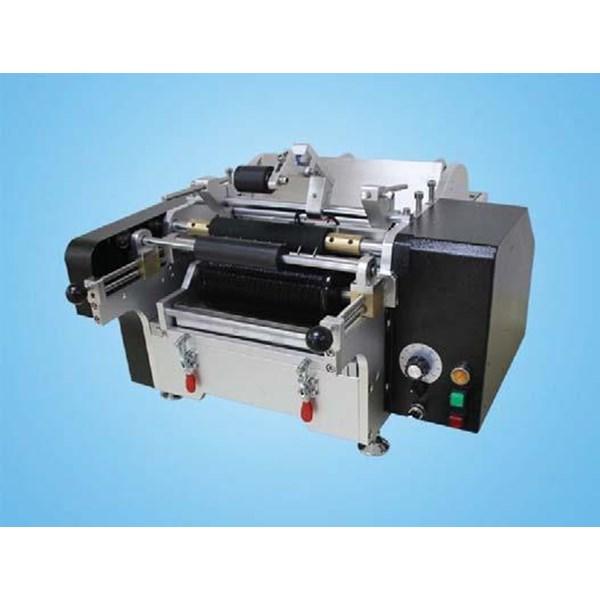 Mesin Label Semi Otomatis Untuk Jenis Label Lem Basah