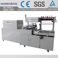 Thermal Shrink machine and L Bar Sealer Automatic Model: BMD-450C