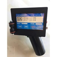 Mesin Pengkodean Handheld Inkjet Printer Model : WDD530