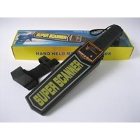 Hand Held Portable Metal Detector Model : 3003B1