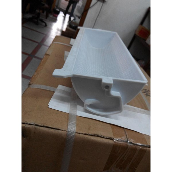 PP Plastic Bucket For Z Type Elevator