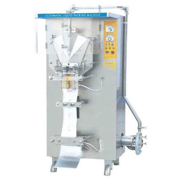 Mesin Pembuat Kemasan Otomatis Vertikal Produk Cairan Model : PL-1000L