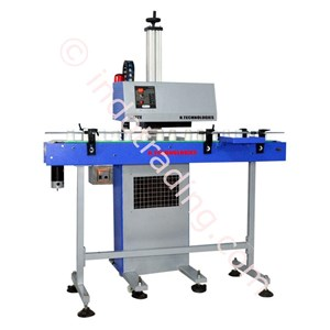 Mesin Segel Botol Induction Cap Sealing Model : Ignite 1000