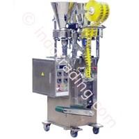 Distributor Mesin Pembuat Kemasan Otomatis Vertical Corong Ganda Produk Butiran Biji Bijian 3
