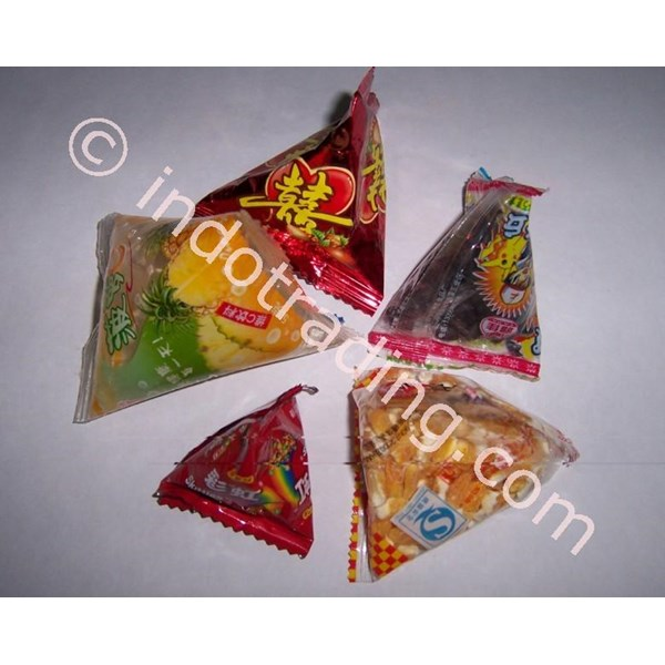 Mesin Vertical Triangle Sealed