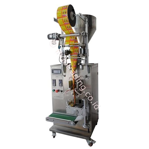 Mesin Packaging Otomatis Vertical Produk Butiran