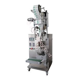 Mesin Pembuat Kemasan Otomatis Produk Cairan & Pasta Model : PL-S-50Y