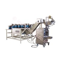 Automatic Multitray Hardware Packing Machine