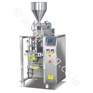 Mesin Pembuat Kemasan Otomatis Vertical Produk Cair dan Pasta Ukuran Kantong Besar (100Ml-5Liter)
