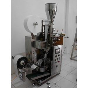 Mesin Pembuat Kemasan Otomatis Teh & Kopi Celup Berikut Kantong Luar Model : PL-TPII
