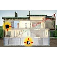 Jual Penguat Sinyal Hp 3G Repeater Cel Fi Pro Resmi Aksesoris Networking 2