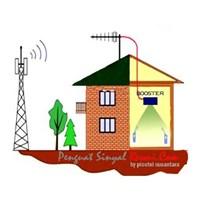 Penguat Sinyal Hp 3G Repeater Resmi (Pico Cerntel Highagain ) Aksesoris Networking Murah 5