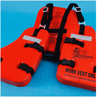 Marine Life Jacket Work Vest Us 1