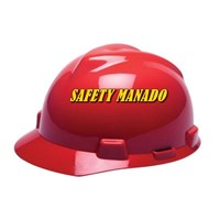 Helm Safety MSA V-Gard Murah 5