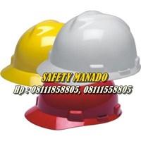 Dari Helm Safety MSA V-Gard 7