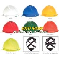 Dari Helm Safety MSA V-Gard 8