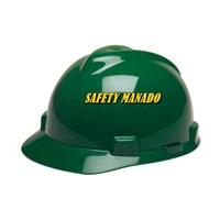 Dari Helm Safety MSA V-Gard 5