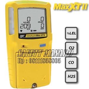 Gas Detector MAX XT II