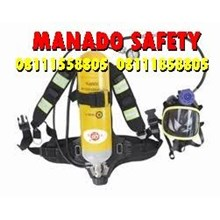 SELF CONTAINED BREATHING DEVICE (SCBA)