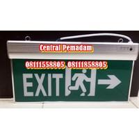 Jual Lampu Emergency Exit 2