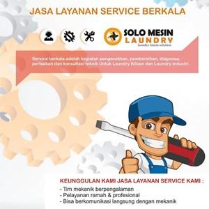 Service Berkala Solomesinlaundry By Inoe putera engineering