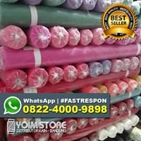 Distributor Kain Wolfis Grade A - Woolpeach - Wolvis - Wool Peach - Distributor - Grosir Bahan Kerudung - Gamis 3