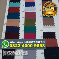 Beli Kain Wolfis Grade A - Woolpeach - Wolvis - Wool Peach - Distributor - Grosir Bahan Kerudung - Gamis 4