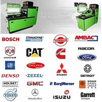 Diesel Test Bench Mesin Kalibrasi Injection Pump Diesel
