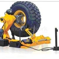 Jual Mesin Pembuka Ban Truck Tyre Changer Machine