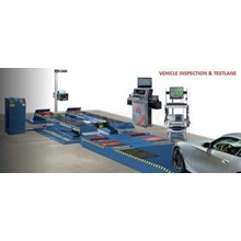 Vehicle Inspection Test Lane